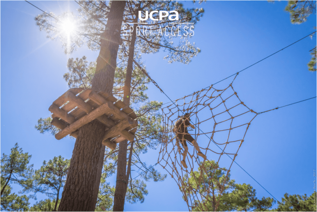 UCPA - Parcours Aventure 4