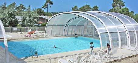 Village vacances Cévéo Les Dunes Carcans-Maubuisson piscine 2