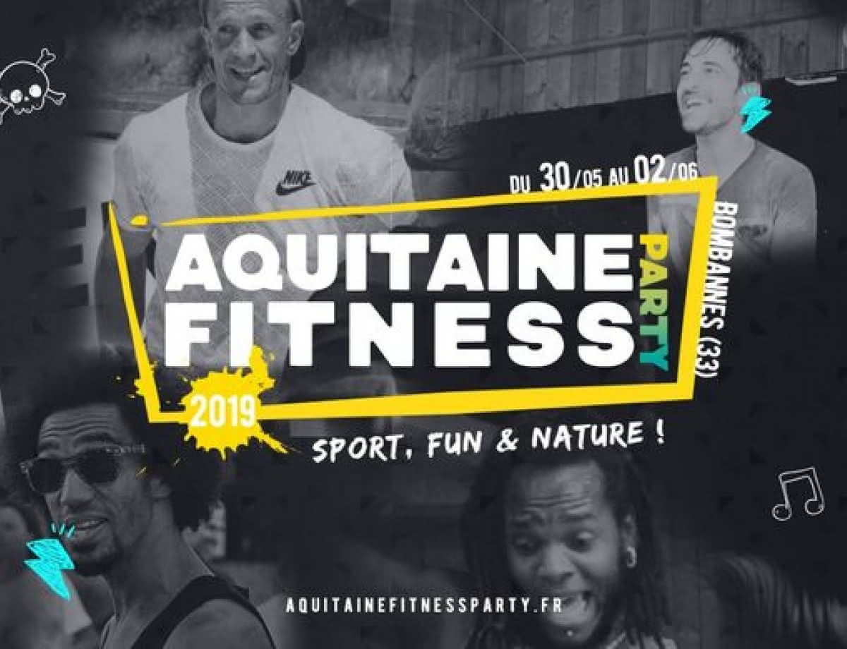 Aquitaine-Fitness-Party