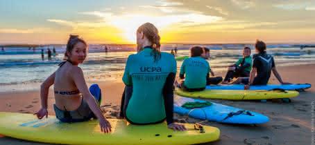 UCPA - Le Surf Sans Frontières1