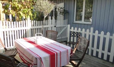 Location de vacances Villa Georges Lacanau (4)