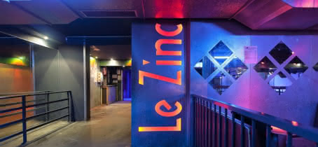 Night Club Le Zinc1
