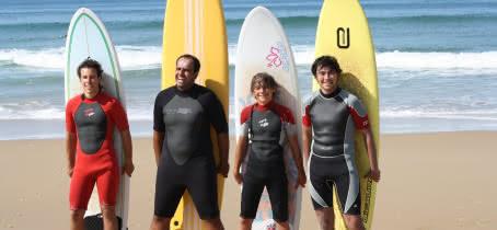 Kalani original surf school 2