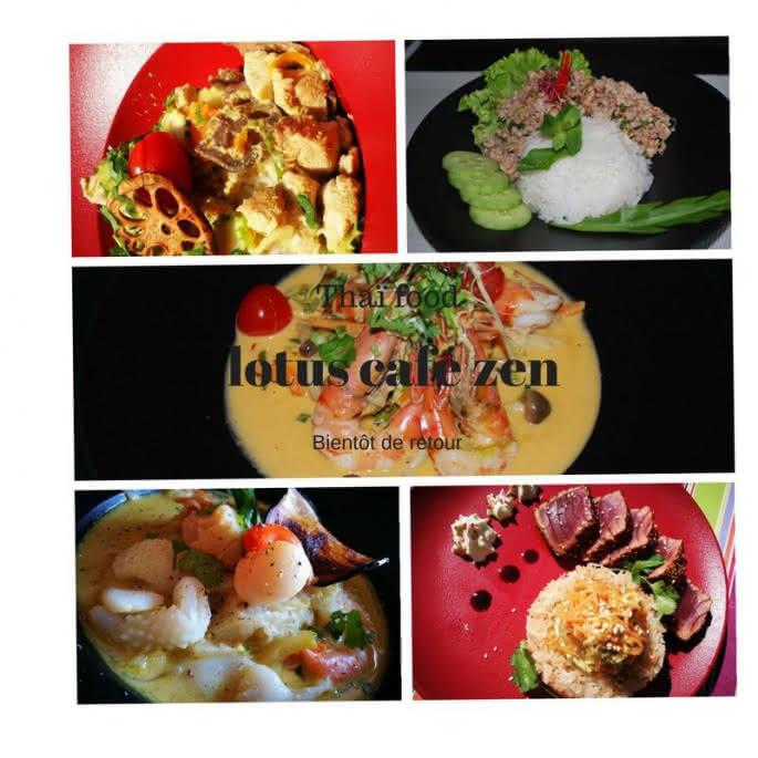 Le Lotus Café Zen