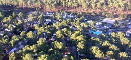Camping Les Jardins du Littoral1