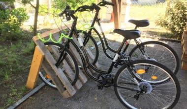 Zen Océan Prêt de vélos