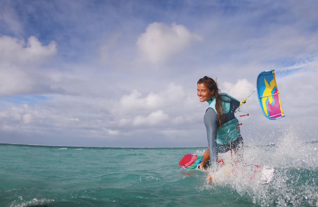 Evolution 2 Kite et wake board school