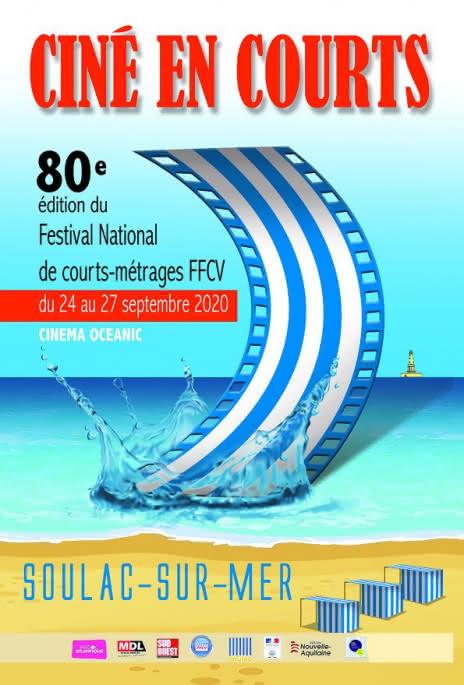 80ème Festival de courts métrages de Soulac sur mer