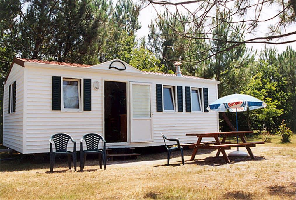 Camping Les Mimosas Carcans