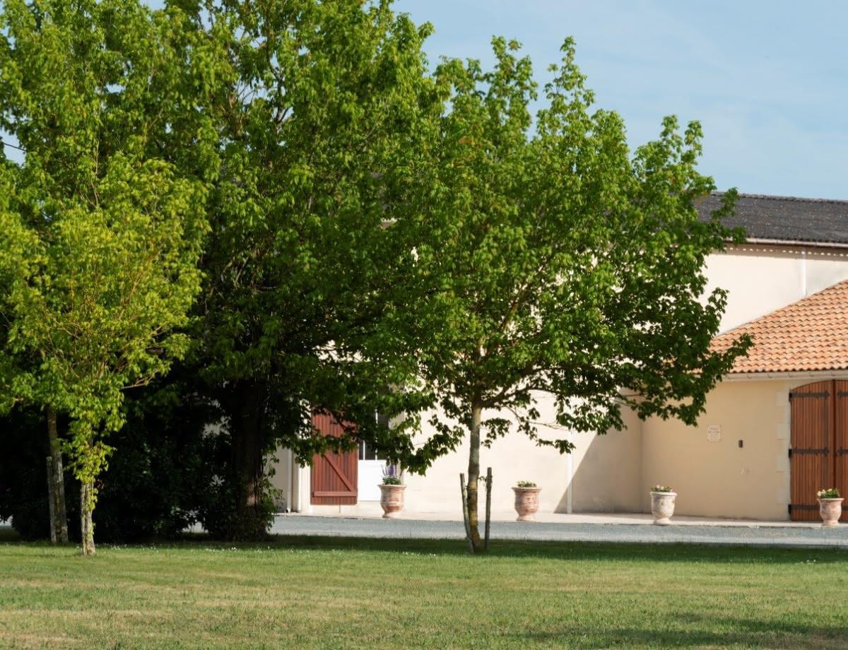 Château La Branne 4