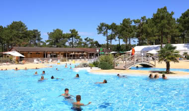 Camping Campéole Médoc Plage7