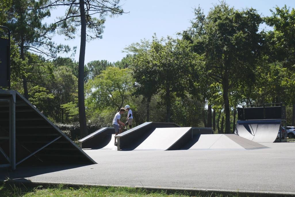 Hourtin Port-Skatepark