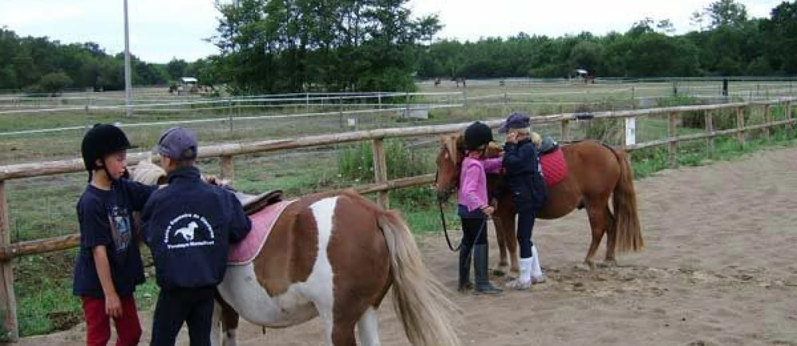 Centre Equestre de Clavières