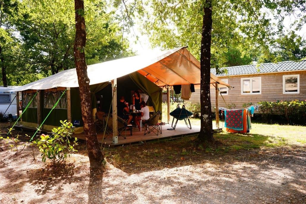 Camping Le Médoc Bleu 7