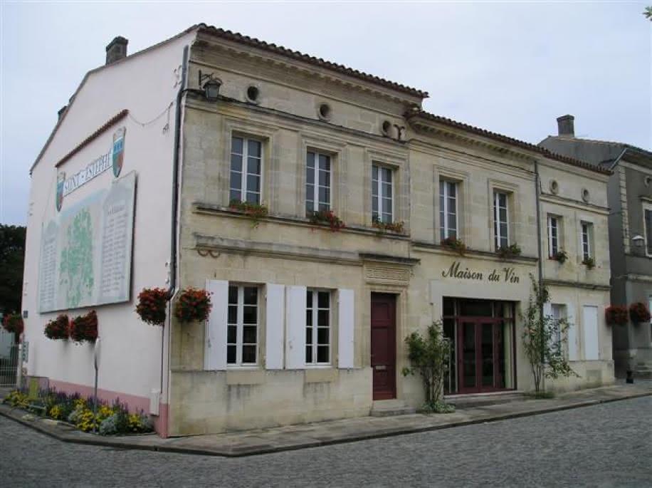 St-Estèphe - Maison du Vin
