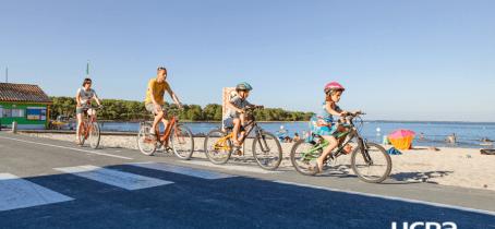UCPA Bombannes - Location de vélos 1